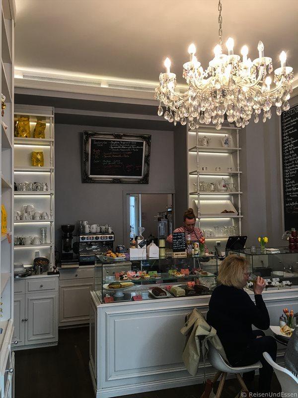 Cafe Eisenbergs in Berlin Mitte - Kulinarische Tour durch Berlin