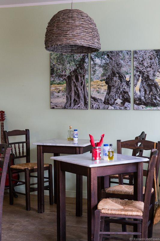 Griechische Taverne Rises Delicacies in Berlin Mitte
