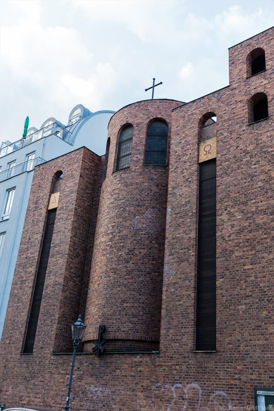 St. Adalbert-Kirche in Berlin Mitte