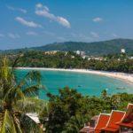 Relaxen am Kata Beach auf Phuket
