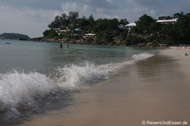 Strand vom Kata Noi auf Phuket