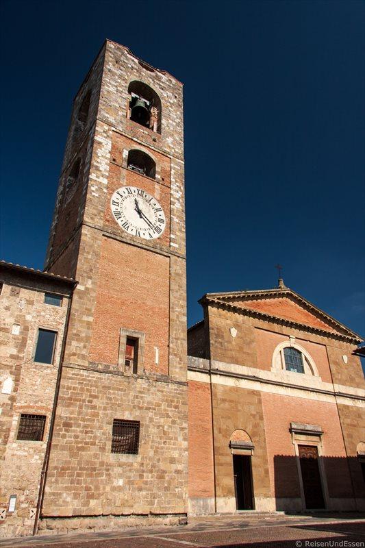 Kirche in Colle di Val Elsa