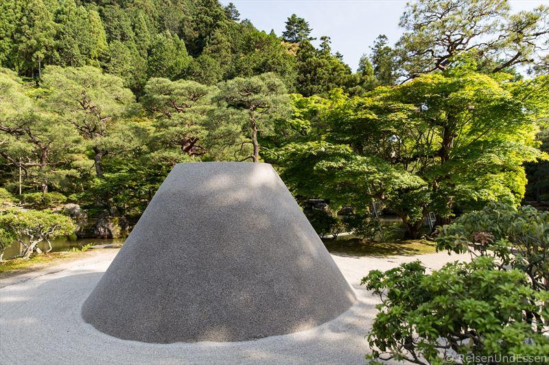 Kōgetsudai vor dem Kannon-den