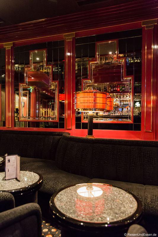 Piano Bar im Maritim Hotel Ulm