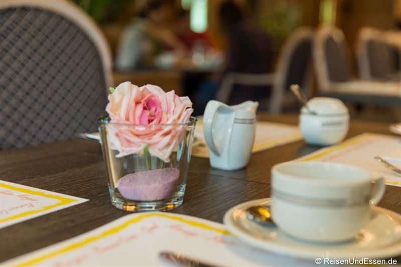 Frühstück im Maritim Hotel Ulm