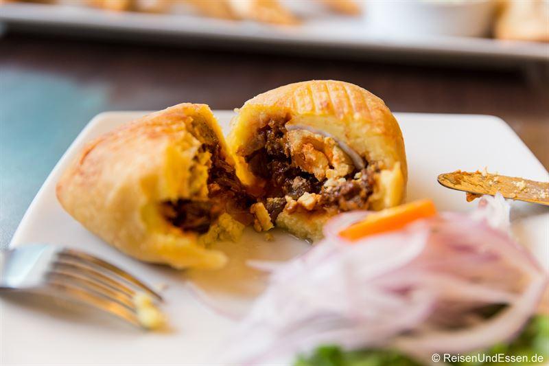 Essen in Lima