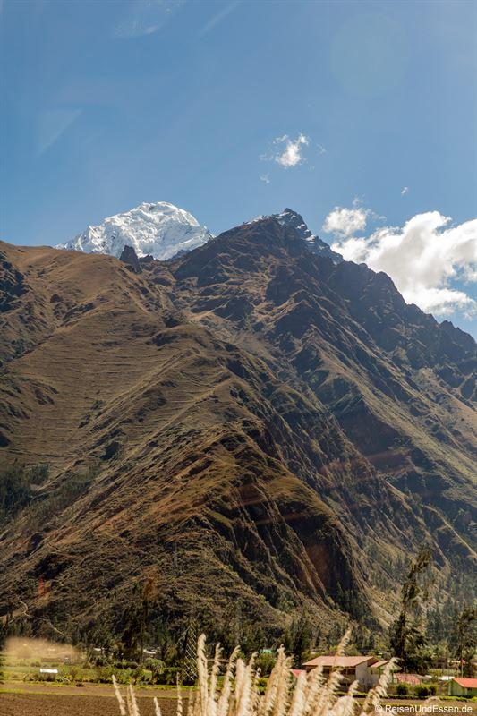Fahrt durch das Heilige Tal mit Inca Trail