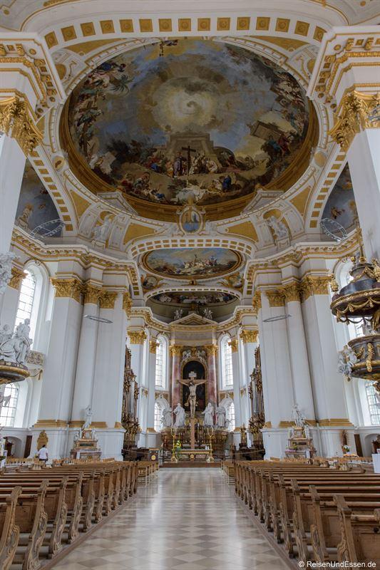 Basilika St. Martin in Ulm-Wiblingen