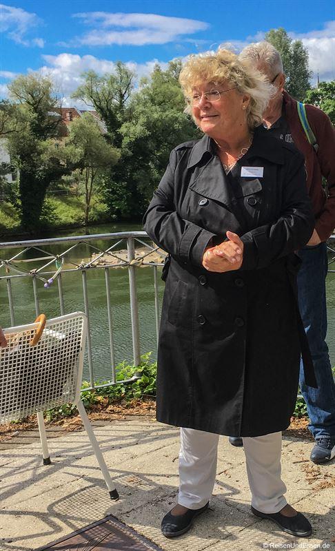 Stadtführung durch Ulm mit Frau Pröbstle