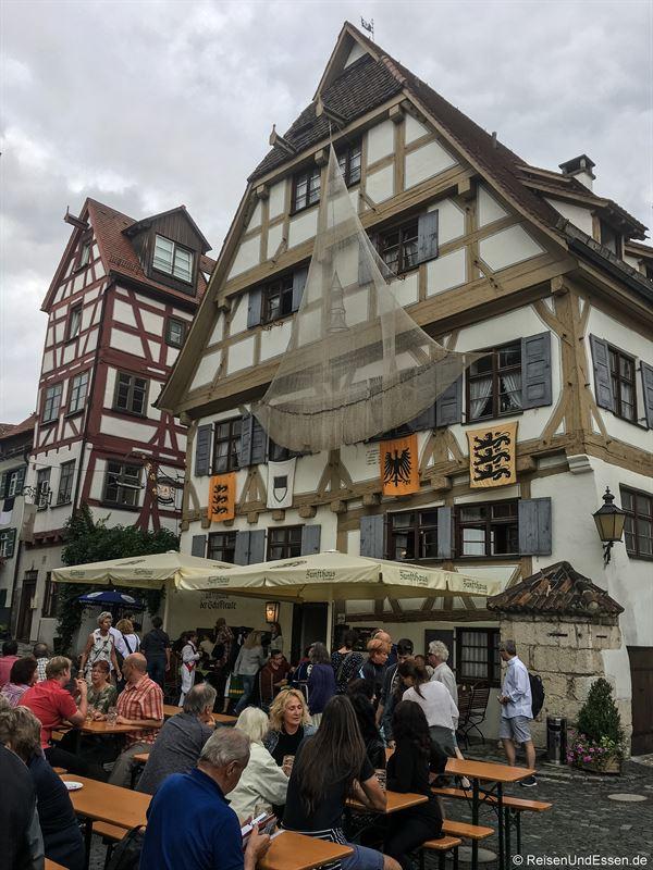 Restaurant Zunfthaus der Schiffleute im Fischerviertel