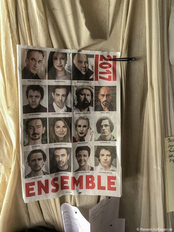 Ensemble der Nibelungenfestspiele 2017