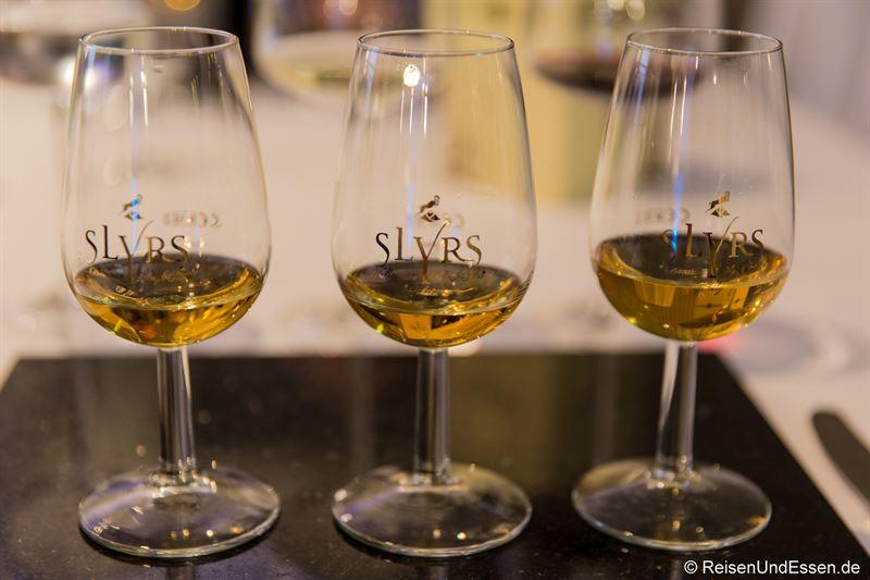 SLYRS Whisky bei Taste Moments im Maritim München