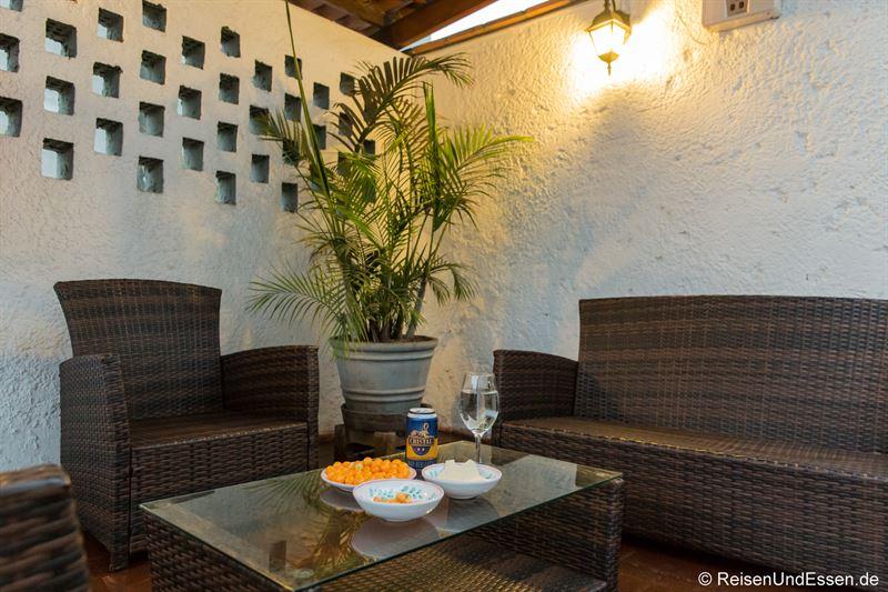 Außergewöhnliche Suite in Lima mit Terrasse