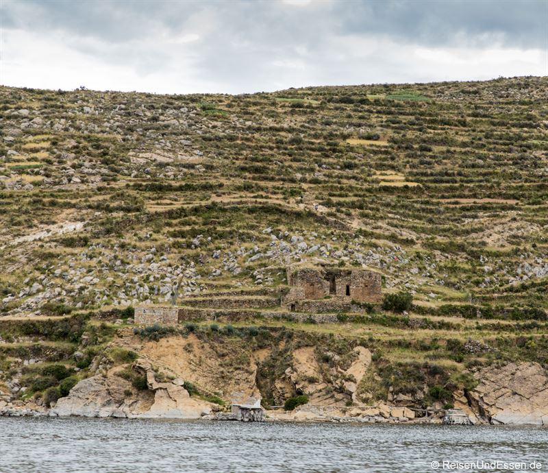 Palacio Pilkokaina auf der Isla del Sol