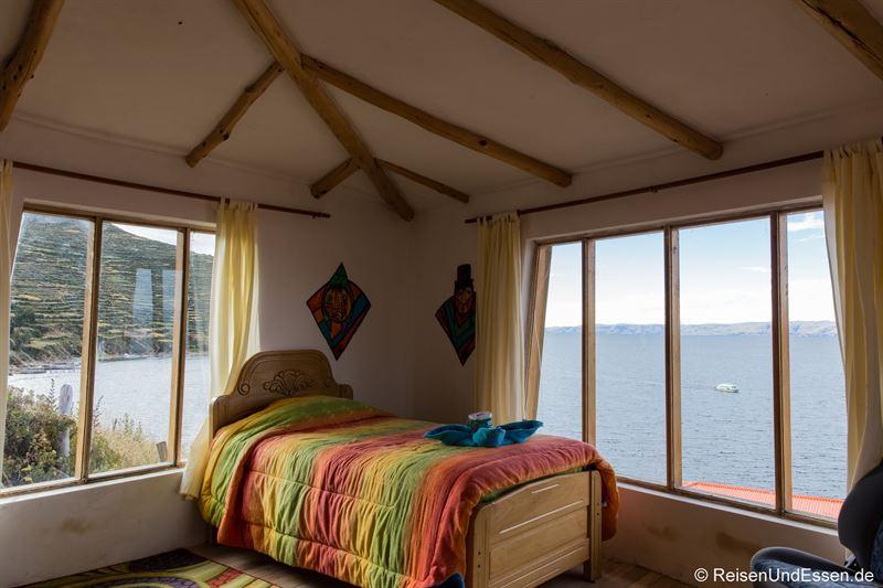 Zimmer in der Puma Punku Ecolodge