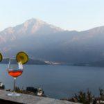 Ferienwohnung mit Aussicht auf Comer See