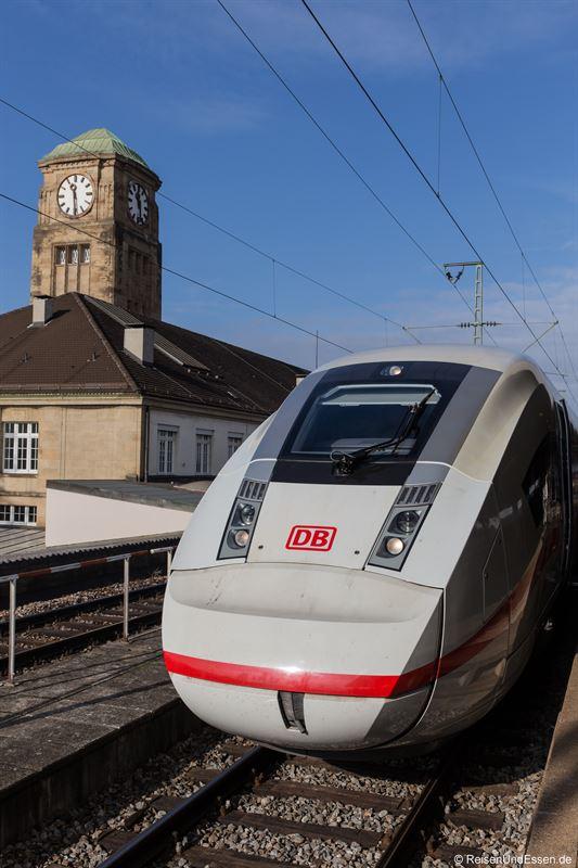 ICE4 in Basel Badischer Bahnhof