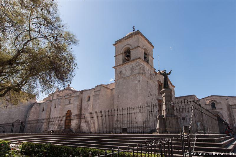 Kirche San Franscisco in Arequipa