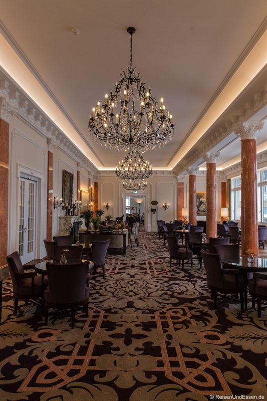 Lounge im Palace Hotel