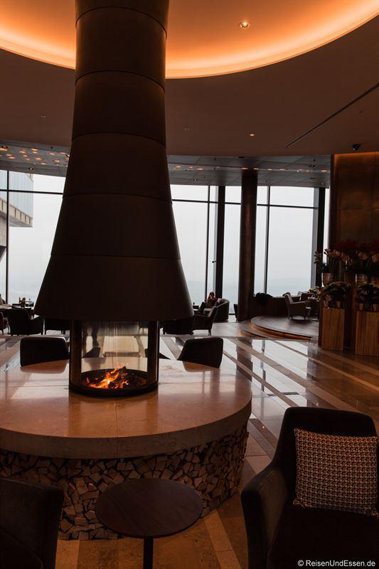 Lobby im Bürgenstock Resort