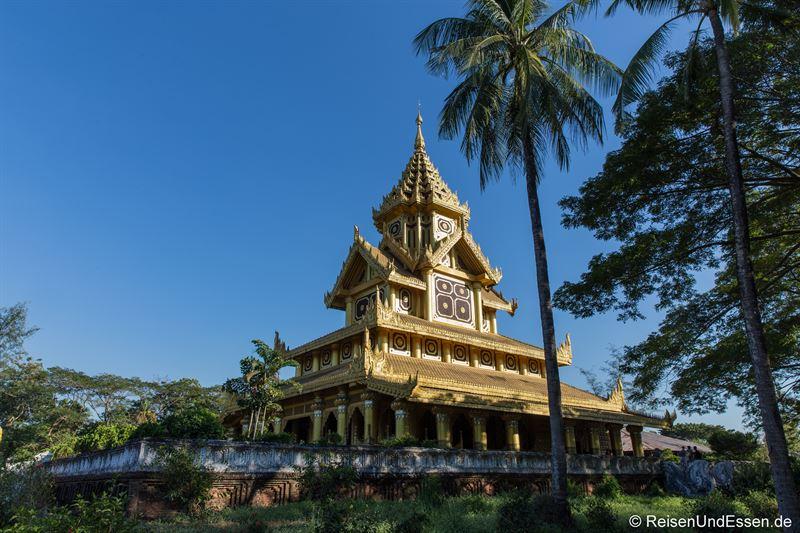 Kanbawzathadi Palast in Bago
