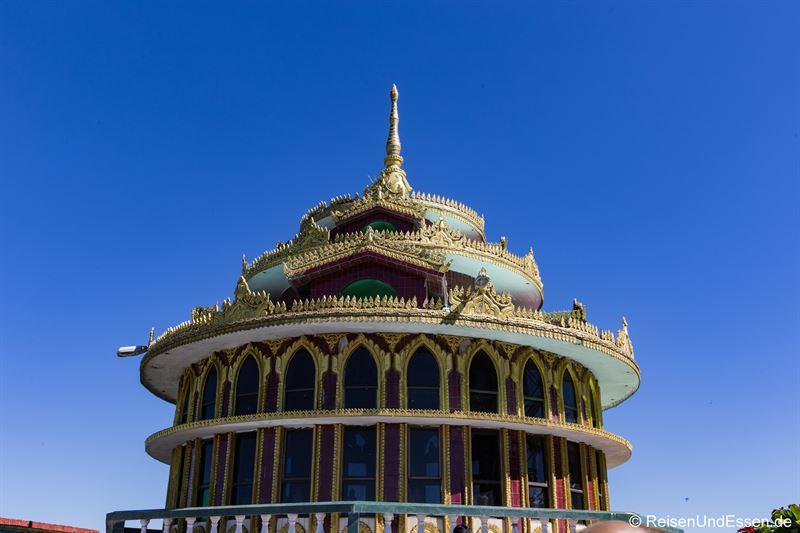 Tempel beim Golden Rock