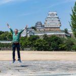 Sehenswürdigkeit in Himeji – Überragende weiße Burg