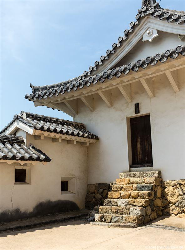 Gebäude der Burg Himeji