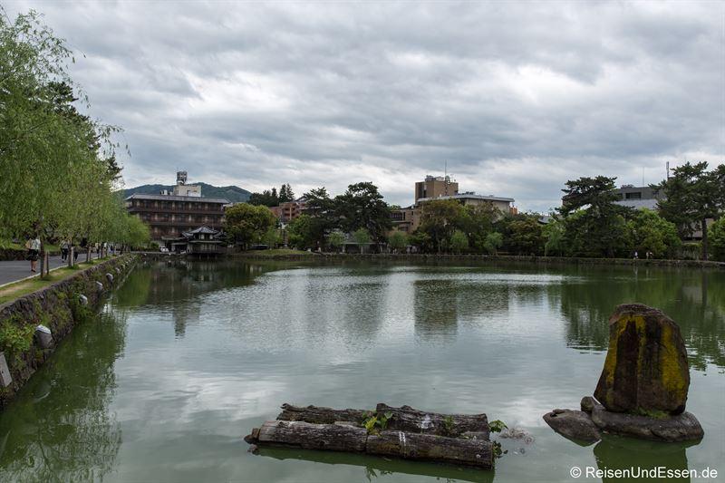 Saruawa-ike in Nara - Sehenswürdigkeiten in Nara