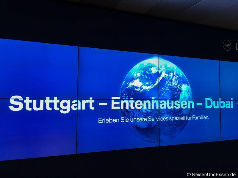 Stand von Lufthansa auf der ITB