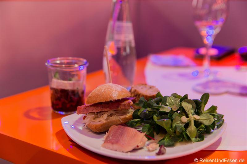 Dinner beim ITB Medientreff der Gastlandschaften Rheinland-Pfalz