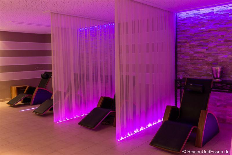 Wellness im Hotel