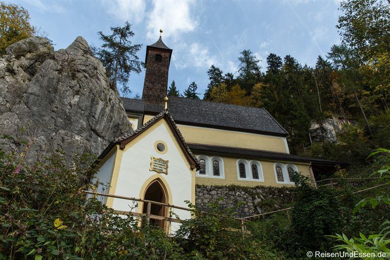 Maria Klobenstein im Kaiserwinkl in Tirol