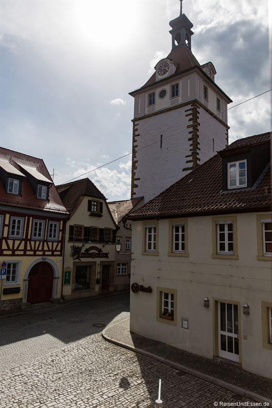 Inneres Stadttor in Prichsenstadt