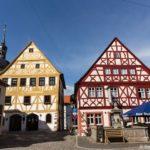 Prichsenstadt – Sehenswürdigkeiten und Ausflüge in die Umgebung