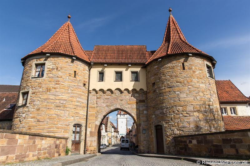Stadttor in Prichsenstadt