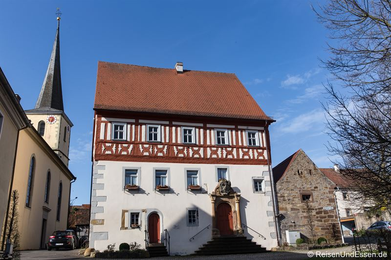 Rathaus in Stadelschwarzach