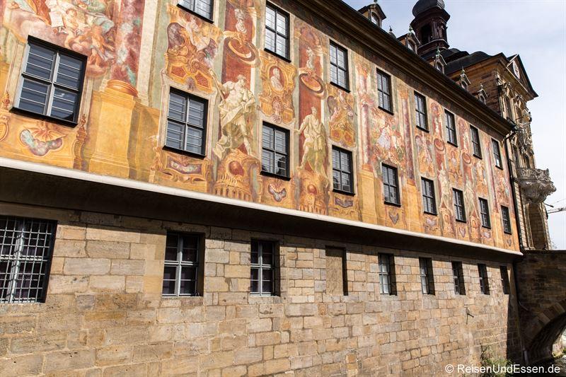 Fassade vom Alten Rathaus