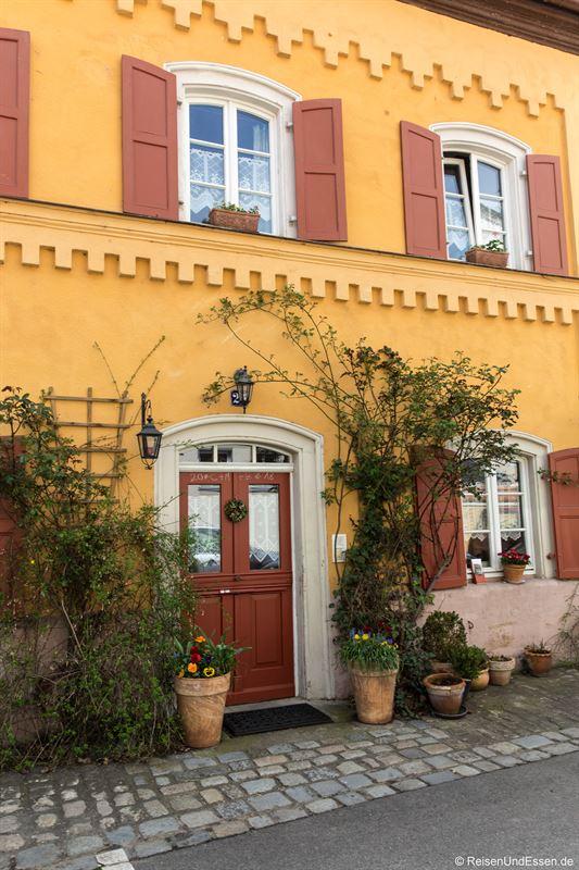 Haus in der Fischerei in Bamberg