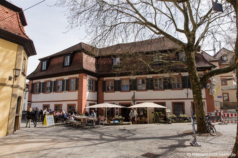 Restaurant Brudermühle am Geyerswörthplatz