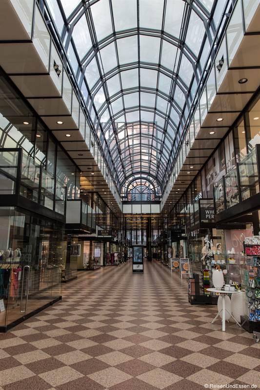 Galerie Luise in der Innenstadt von Hannover