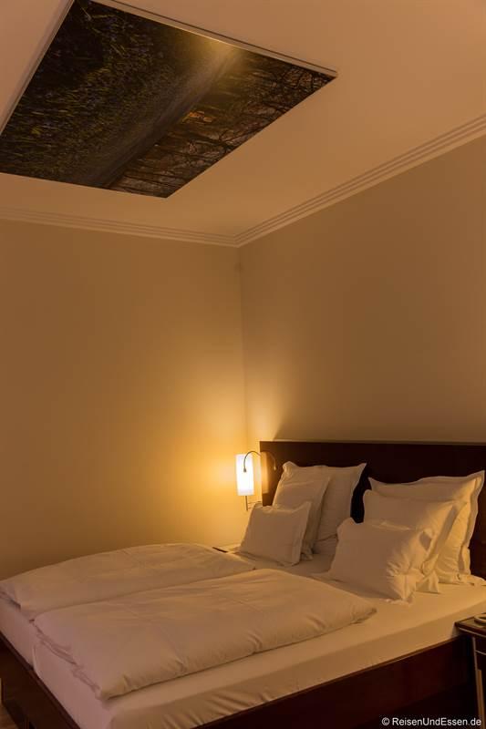 Doppelzimmer im Grand Hotel Mussmann