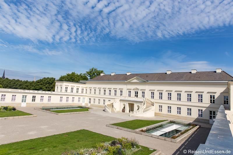 Schloss Herrenhausen in Hannover