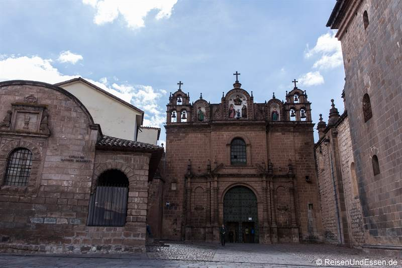 Kathedrale am Plaza de Armas - Sehenswürdigkeiten in Cusco