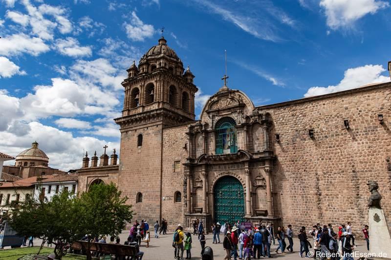 La Merced - Minor Basilica in Cusco