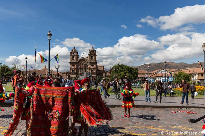 Plaza de Armas - Sehenswürdigkeiten in Cusco