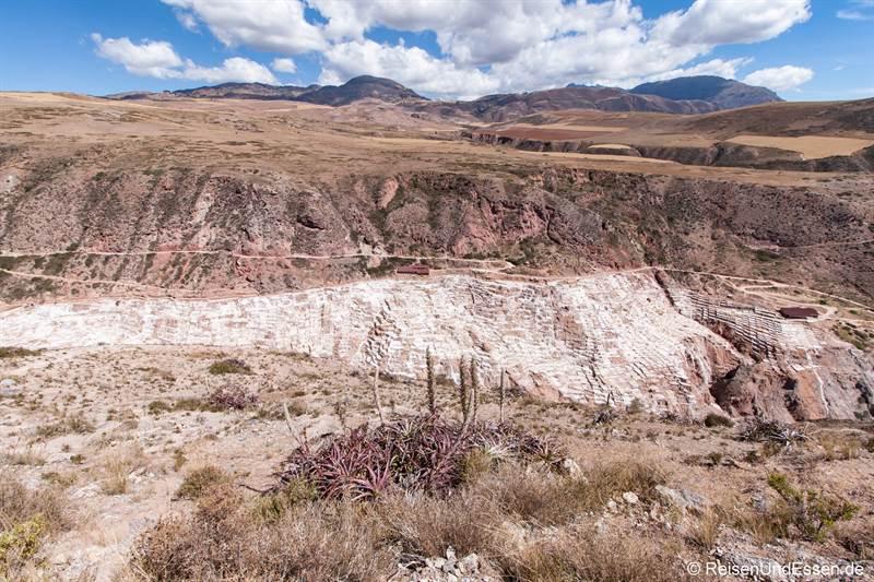 Salzterrassen von Maras und Umgebung