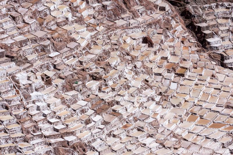 Panorama auf die Salzterrassen von Maras