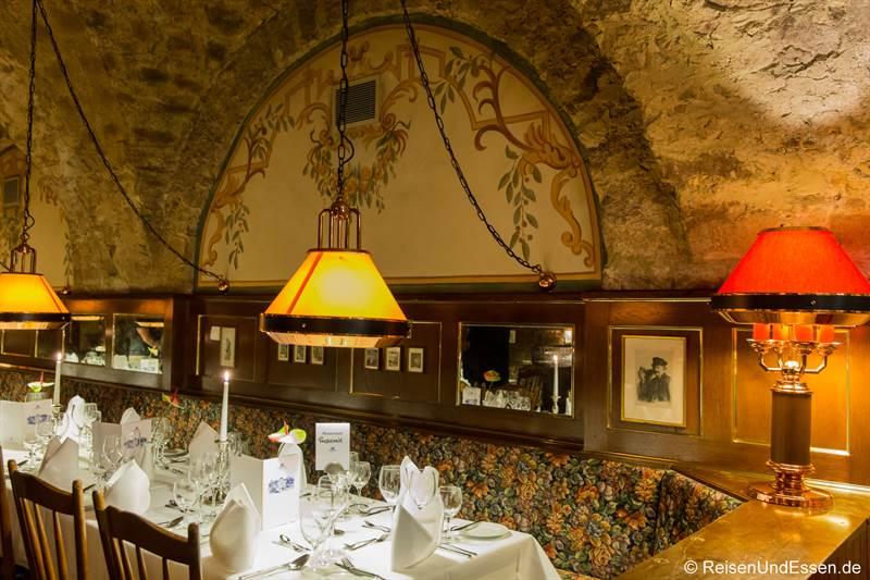 Restaurant Dianakeller im Maritim Hotel Fulda