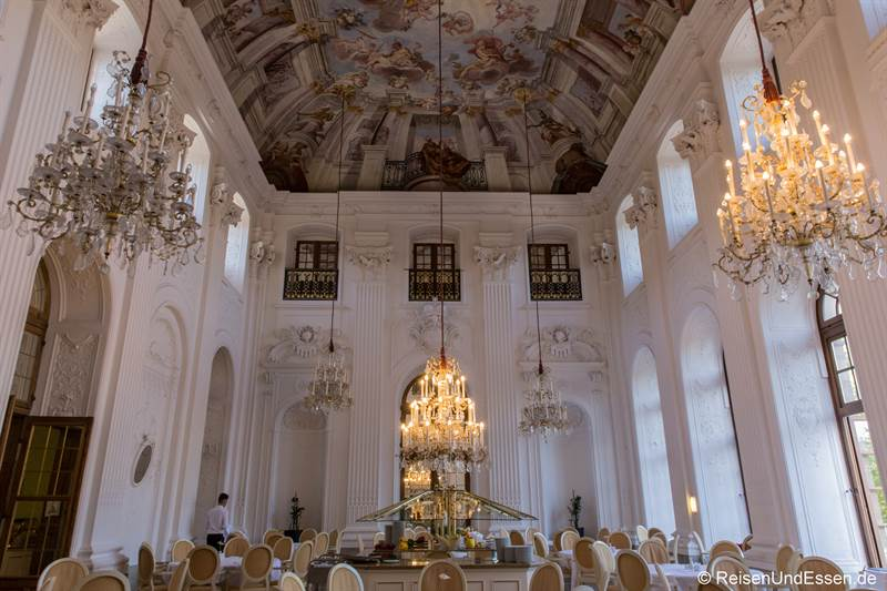 Apollosaal im Maritim Hotel Fulda